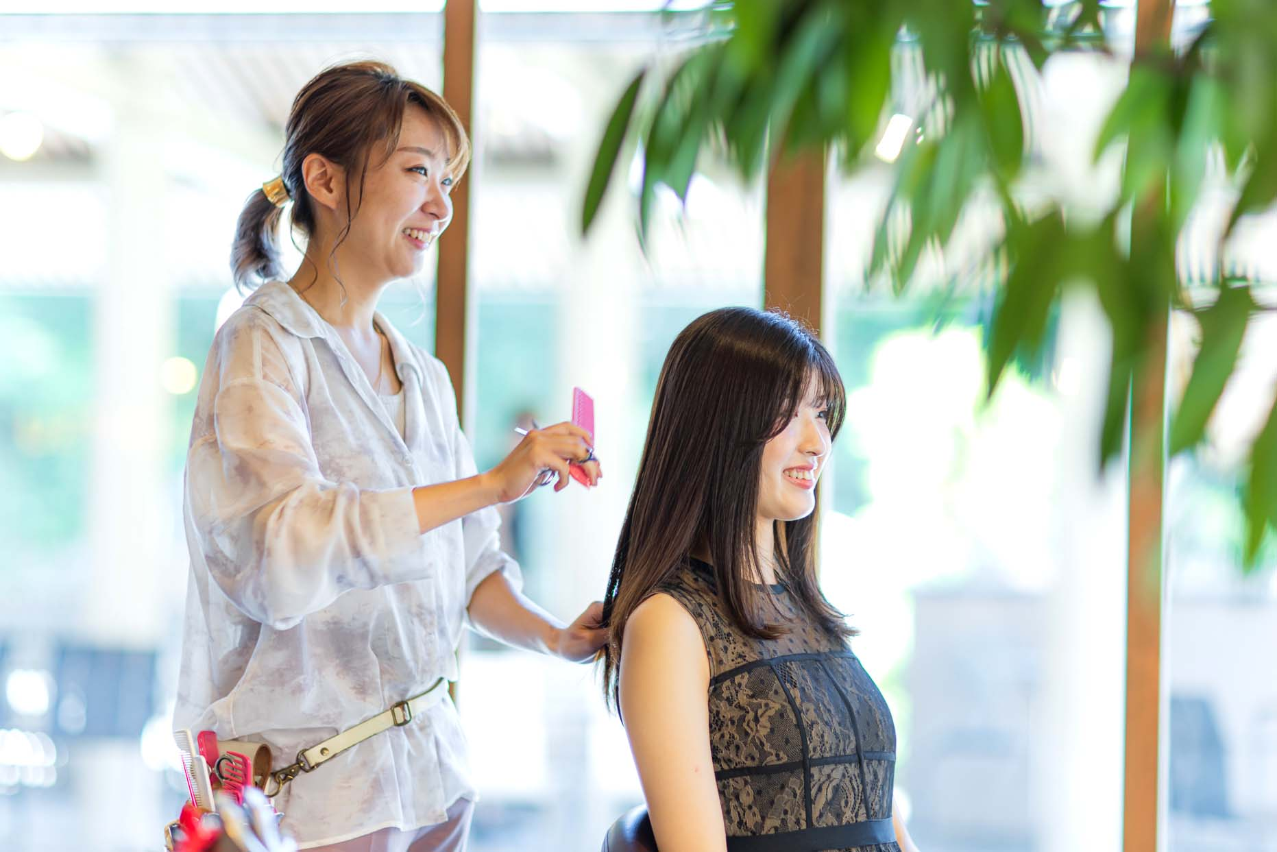 美容室Le・reve(ル・レーヴ)浜松船越店 - 美容師・スタイリスト求人情報